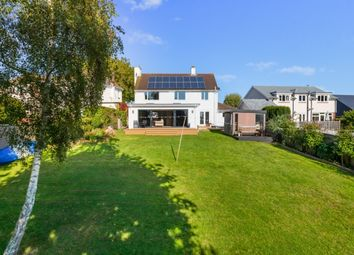 Thumbnail 4 bed detached house for sale in Mead Road, Torquay