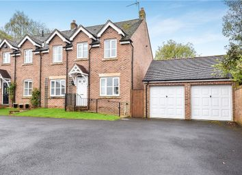 Thumbnail 4 bed semi-detached house for sale in Greenacres, Puddletown, Dorchester