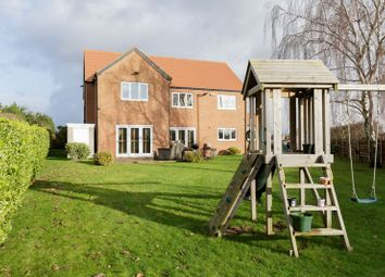 Thumbnail 4 bed detached house for sale in Tuxford Road, Boughton, Newark