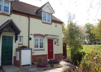 Thumbnail 2 bed terraced house to rent in Barlow Cottages Lane, Awsworth, Nottingham, Notts