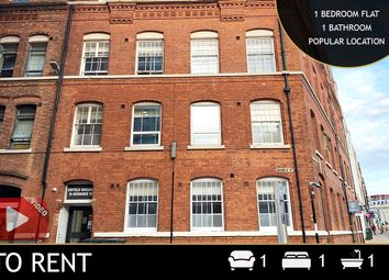 Thumbnail 5 bed flat to rent in Newarke Street, Enfield Building, Leicester, Leicestershire