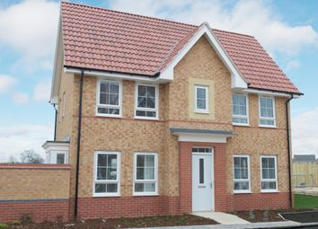 "Thumbnail 3 bedroom semi-detached house for sale in ""Morpeth"" at Weddington Road, Nuneaton"
