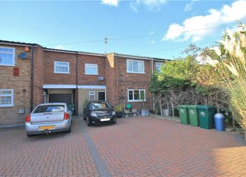 Thumbnail 4 bed terraced house for sale in Hithermoor Road, Stanwell Moor