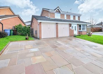 Thumbnail 4 bed detached house for sale in Kensington Close, Mansfield Woodhouse, Mansfield, Nottinghamshire