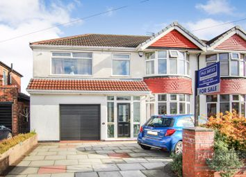 Thumbnail 4 bed semi-detached house for sale in Wallingford Road, Davyhulme, Trafford