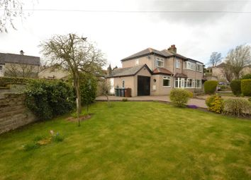 Thumbnail 4 bed semi-detached house for sale in Collier Lane, Baildon, Shipley, West Yorkshire