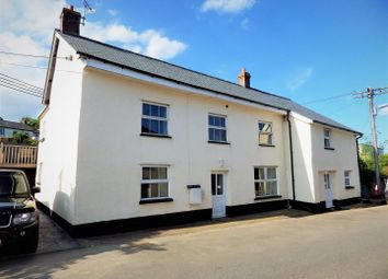 Thumbnail 4 bed detached house for sale in Exeter Road, Winkleigh