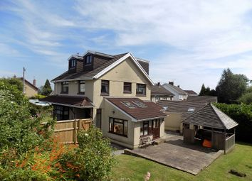 Thumbnail 5 bed detached house for sale in Oaklands Road, Bridgend