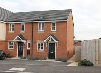 Thumbnail 2 bed end terrace house for sale in Knowles View, Talke, Stoke On Trent