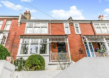 Thumbnail 4 bed terraced house for sale in Hampstead Road, Preston Park, Brighton, East Sussex