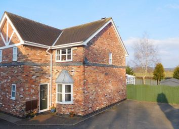 Thumbnail 3 bed semi-detached house for sale in Waterside Close, Madeley, Crewe