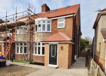 Thumbnail 4 bedroom semi-detached house to rent in Queen Ediths Way, Cherry Hinton, Cambridge