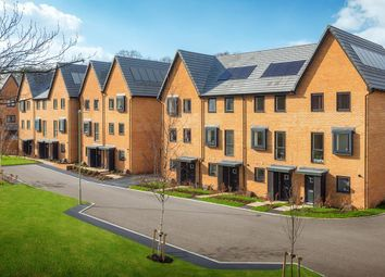 """Thumbnail 4 bed terraced house for sale in """"Peechtree"""" at Condor Way, Basingstoke"""