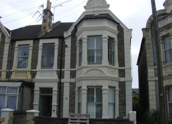 Thumbnail 2 bed flat to rent in Severn Road, Weston-Super-Mare, North Somerset