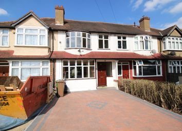 Thumbnail 4 bedroom terraced house to rent in Sandringham Road, Worcester Park
