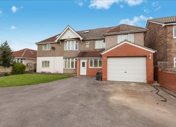 Thumbnail 7 bedroom detached house for sale in Purton Road, Swindon