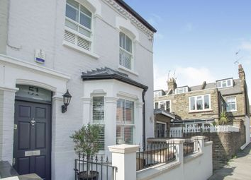 Breer Street, Fulham SW6. 4 bed end terrace house for sale