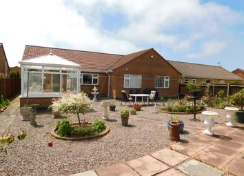 Thumbnail 4 bed detached bungalow for sale in Well Vale Drive, Chapel St. Leonards, Skegness