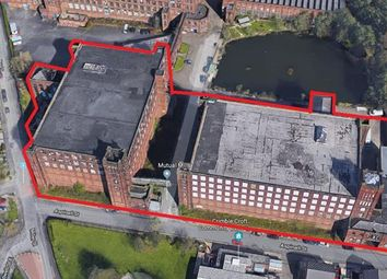 Thumbnail Light industrial for sale in Mutual Mills, Aspinall Street, Heywood, Rochdale