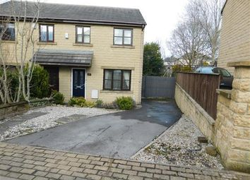 Thumbnail 2 bedroom semi-detached house for sale in Burras Road, Bradford