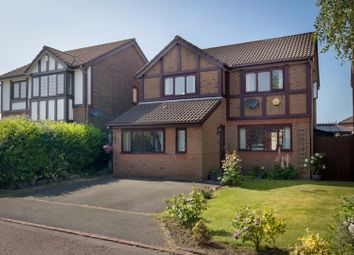 Thumbnail 4 bed detached house to rent in Heatherway, Fulwood, Preston