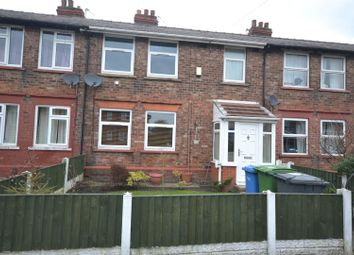 Thumbnail 3 bed town house for sale in Reynolds Street, Latchford, Warrington