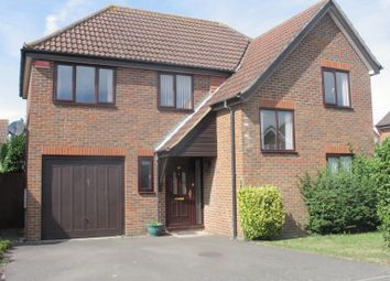 Thumbnail 4 bed detached house to rent in Warren View, Orchard Heights, Ashford, Kent