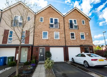 Thumbnail 3 bed town house for sale in Tempest Mews, Bracknell