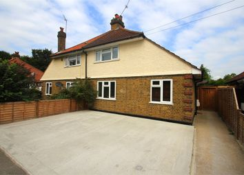 Thumbnail 5 bed semi-detached house to rent in The Greenway, Uxbridge, Middlesex