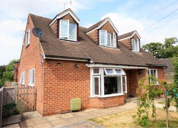 Thumbnail 4 bed detached house for sale in Church Road, Cheltenham