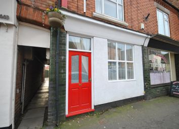 Thumbnail 1 bed flat to rent in King Street, Sileby, Loughborough