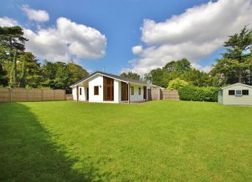 Thumbnail 3 bed semi-detached bungalow for sale in The Lydiate, Birkenhead Road, Neston