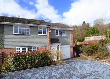 Thumbnail 4 bed semi-detached house for sale in Ash Close, Lydney