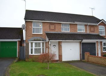 3 bed semi-detached house for sale in Lambrook Drive, East Hunsbury, Northampton NN4