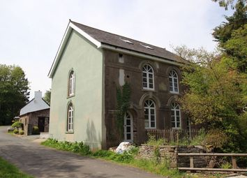 Thumbnail 3 bed detached house for sale in Trecastle, Trecastle, Brecon