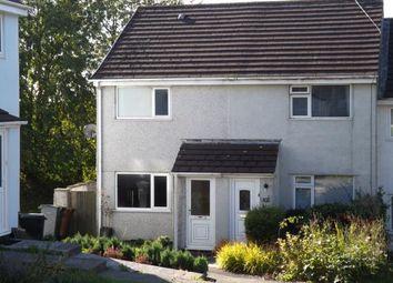 Thumbnail 2 bed end terrace house for sale in Ivybridge, Devon