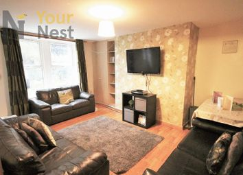 Thumbnail 12 bed terraced house to rent in Hollybank, Headingley