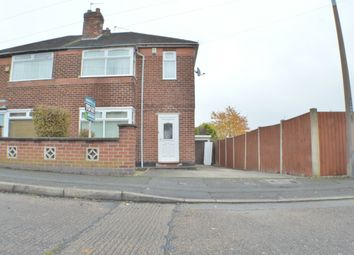 3 bed semi-detached house to rent in Nevinson Drive, Sunnyhill, Derby DE23