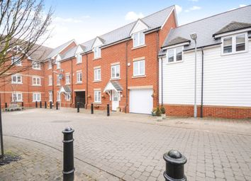 Thumbnail 4 bedroom town house for sale in Harberd Tye, Chelmsford