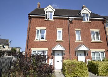 Thumbnail 3 bed end terrace house to rent in Beamont Walk, Brockworth, Gloucester
