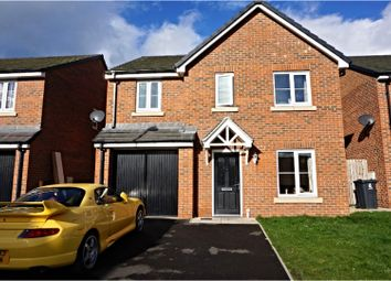 Thumbnail 4 bed detached house for sale in Railway View, Bedale