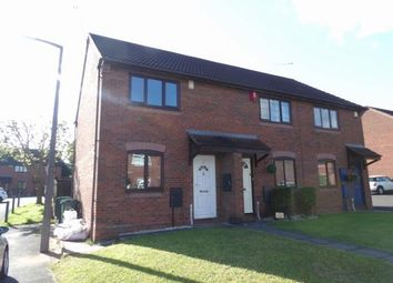 Thumbnail 2 bedroom end terrace house for sale in Mallard Drive, Oldbury, West Midlands