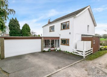 Thumbnail 4 bed detached house for sale in Norley Road, Kingsley, Frodsham