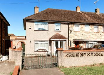 Thumbnail 3 bed end terrace house for sale in New Peachey Lane, Uxbridge, Middlesex