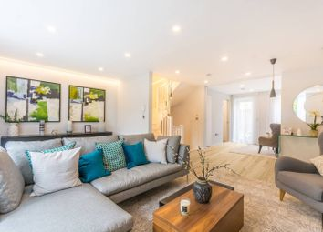 Thumbnail 3 bed end terrace house for sale in Dockside Terrace, Rotherhithe