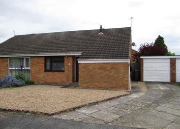Thumbnail 2 bed semi-detached house for sale in Lewis Way, Countesthorpe, Leicester