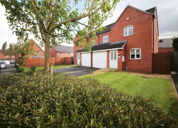 Thumbnail 3 bed semi-detached house for sale in Davy Road, Abram, Wigan