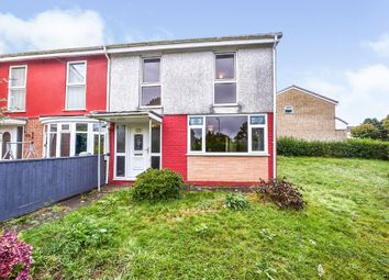 Thumbnail End terrace house for sale in Westfield, Plympton, Plymouth