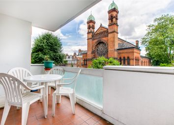 Thumbnail 3 bed flat to rent in St Olaves Court, St. Petersburgh Place, Marylebone, London