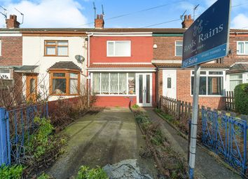 Thumbnail 2 bed terraced house for sale in Mayville Avenue, Hull